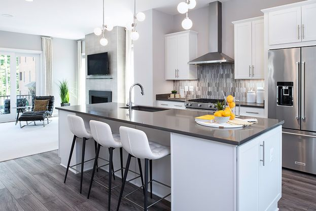 Wesley 07:West Oaks Corner by Winchester Homes