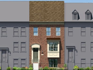 Cabin Branch Townhomes New Homes For Sale In Clarksburg Md