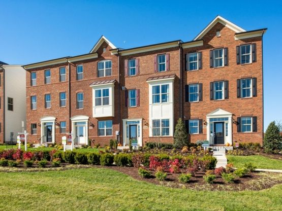 Landsdale Townhomes by Winchester Homes:Landsdale Townhomes by Winchester Homes