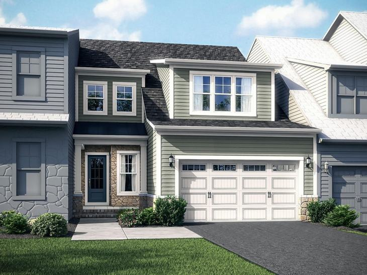 Winchester Homes - Fairwinds - 324:The Fairwinds at Brambleton