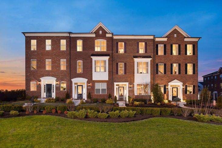 Winchester Homes - uncategorized - 1789:The Finley at Landsdale