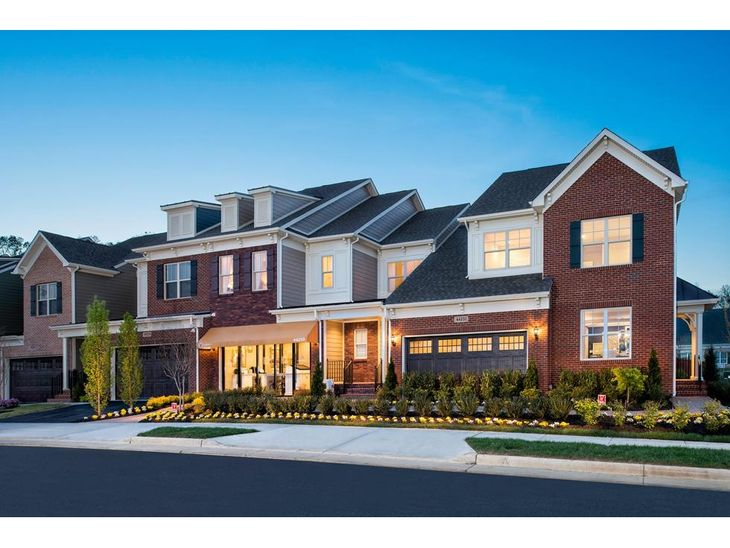Winchester Homes - uncategorized - 1857:Landon Residence by Winchester Homes