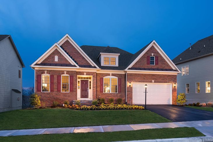 Winchester Homes - uncategorized - 1856:The Williamsport at Landsdale