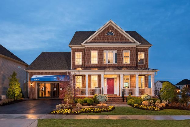 Winchester Homes - uncategorized - 2061:The Raleigh at Landsdale