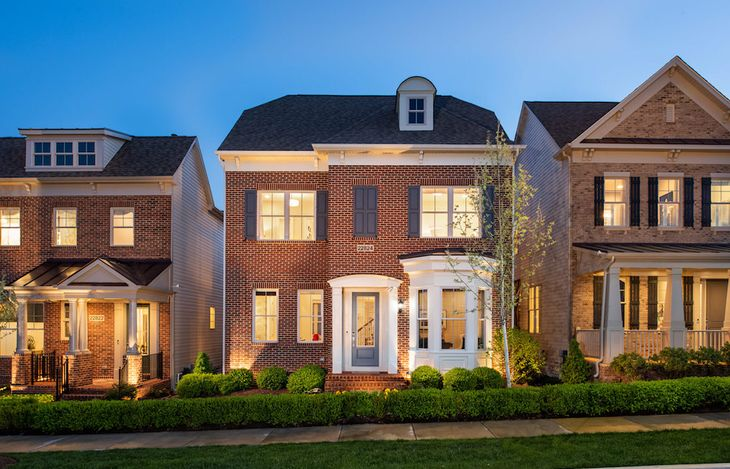 Winchester Homes - uncategorized - 2118:Choose from 6 carefully crafted home designs