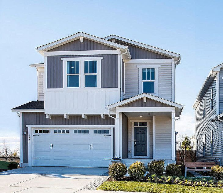Winchester Homes - uncategorized - 2211:The Brooke by Winchester Homes