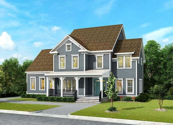 Winchester Homes - Rawlings- Willowsford - 1722:The Rawlings at Willowsford