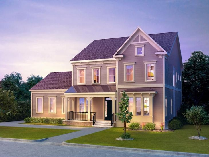 Winchester Homes - uncategorized - 2912:The Hathaway at Willowsford