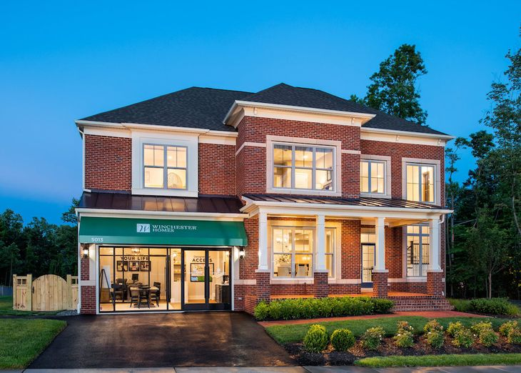 Winchester Homes - uncategorized - 3113:The Sullivan at West Grove
