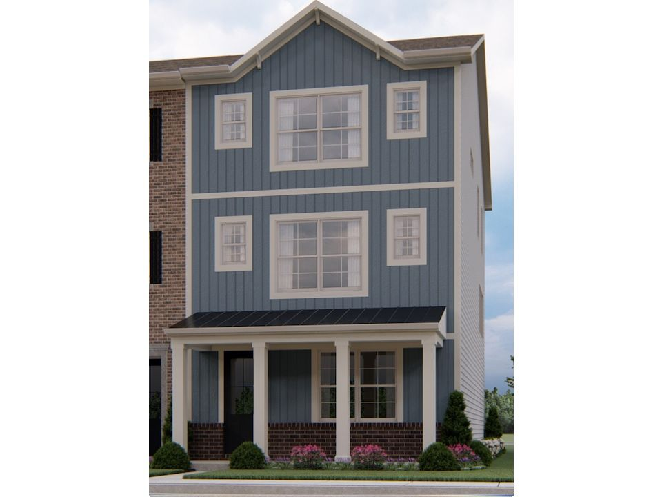 Exterior featured in the Kemp By Winchester Homes in Washington, MD