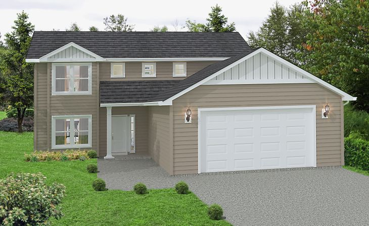 Johnson Two-Story:Johnson Two-Story