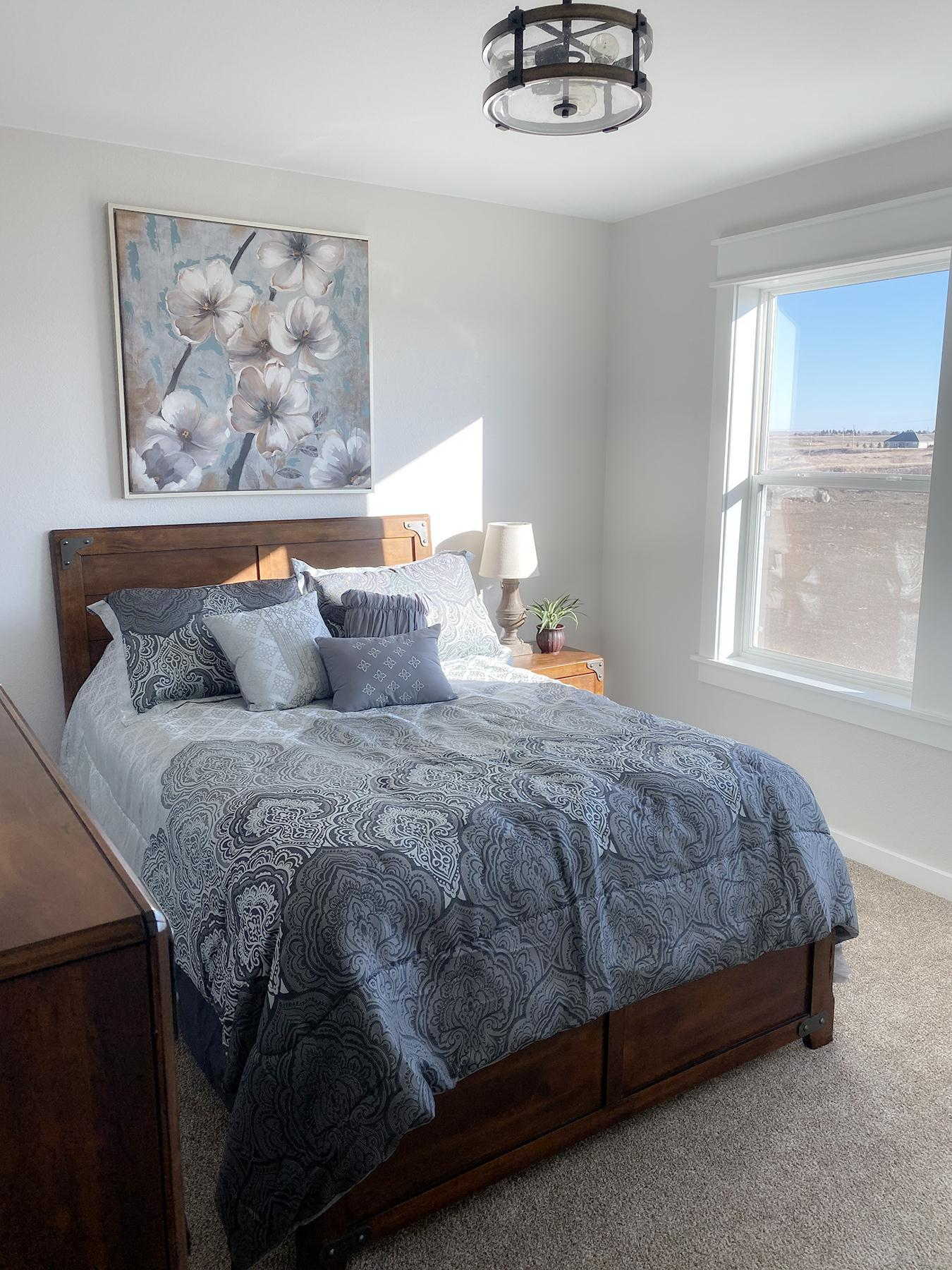 Bedroom featured in the McKinley Ranch By Windsong Custom Homes in Billings, ND