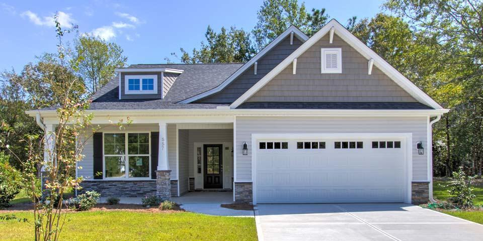 'Compass Pointe' by Windsor Homes - Infill in Wilmington