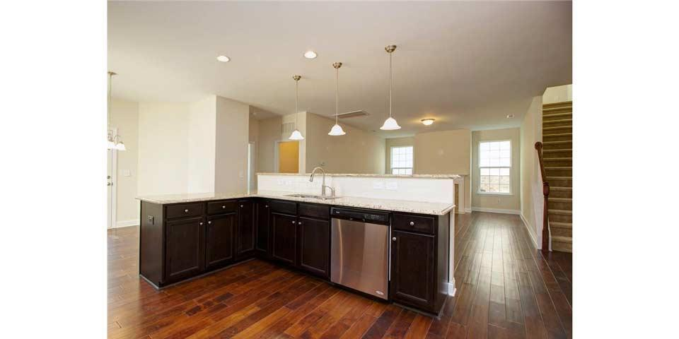 Kitchen featured in the Bailey By Windsor Homes in Greensboro-Winston-Salem-High Point, NC