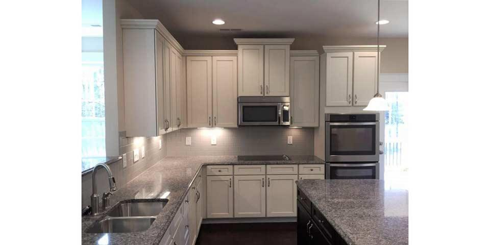 Kitchen featured in the Lewisville By Windsor Homes in Greensboro-Winston-Salem-High Point, NC