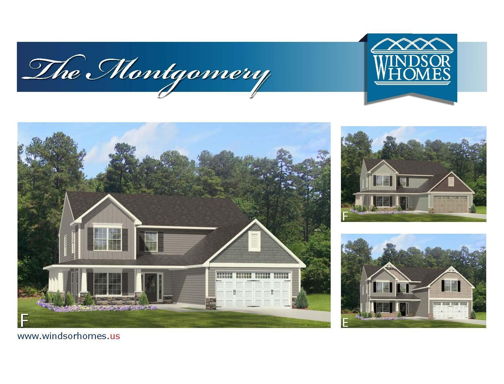 Exterior featured in the Montgomery By Windsor Homes in Greensboro-Winston-Salem-High Point, NC