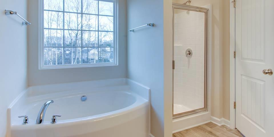 Bathroom featured in the Montgomery By Windsor Homes in Greensboro-Winston-Salem-High Point, NC