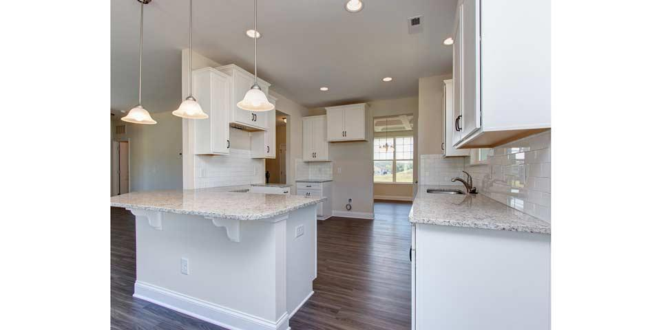 Kitchen featured in the Montgomery By Windsor Homes in Greensboro-Winston-Salem-High Point, NC