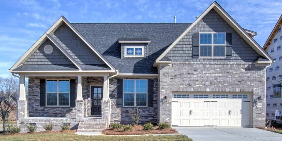 Exterior featured in the Seagate By Windsor Homes in Greensboro-Winston-Salem-High Point, NC