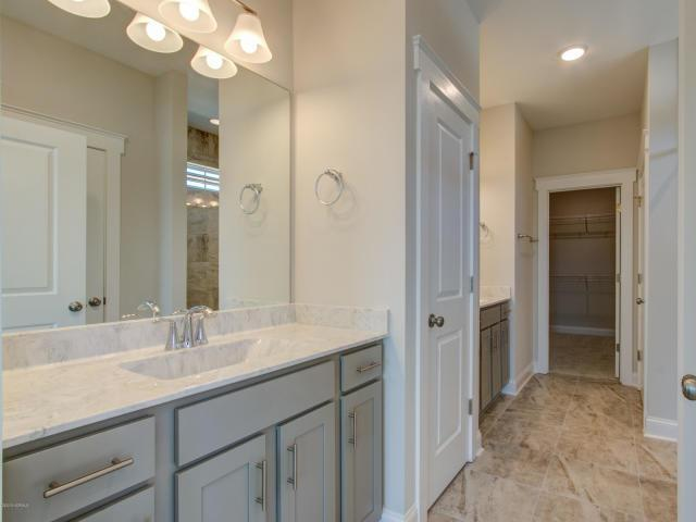 Bathroom featured in the Pembroke III By Windsor Homes in Wilmington, NC