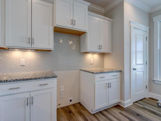 Kitchen featured in the Belhaven III By Windsor Homes in Wilmington, NC