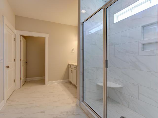 Bathroom featured in the Belhaven III By Windsor Homes in Wilmington, NC