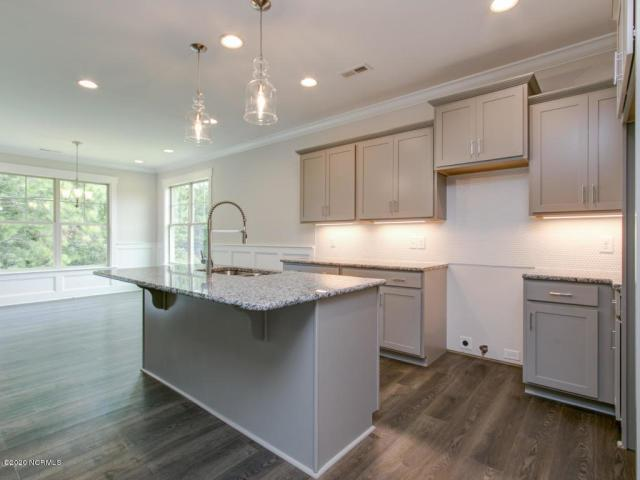 Kitchen featured in the Pinehurst III By Windsor Homes in Wilmington, NC