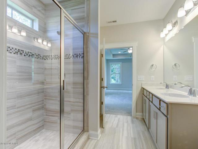 Bathroom featured in the Pinehurst III By Windsor Homes in Wilmington, NC
