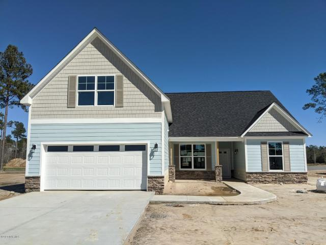 Exterior featured in the Midland II By Windsor Homes in Wilmington, NC