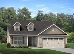 Somerset III - Birkdale: Burlington, North Carolina - Windsor Homes