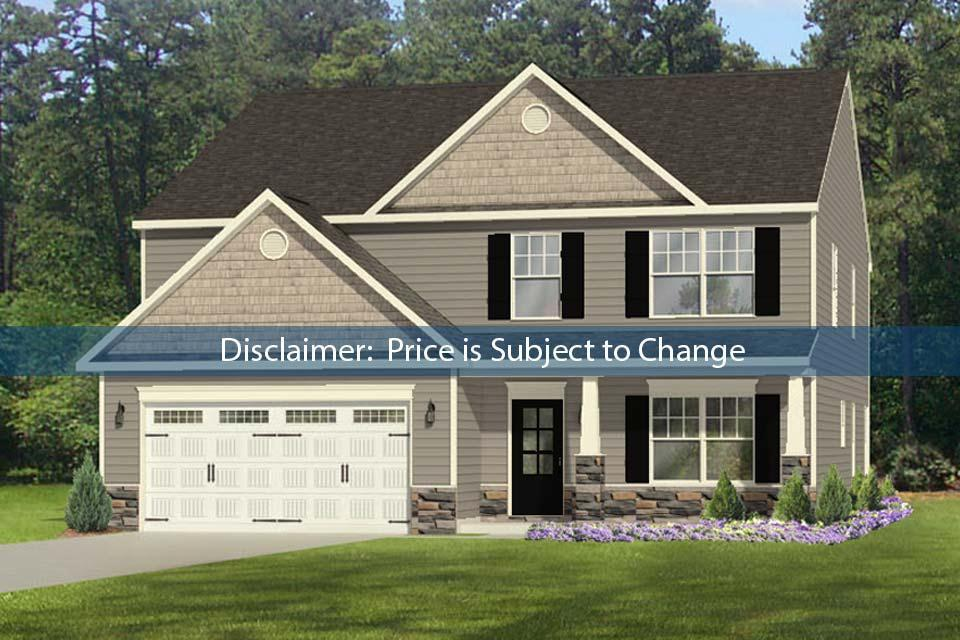 Exterior featured in the Seagrove I By Windsor Homes in Greensboro-Winston-Salem-High Point, NC