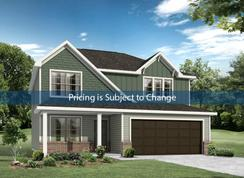 The Cameron - Brunswick Crossing: Kernersville, North Carolina - Windsor Homes