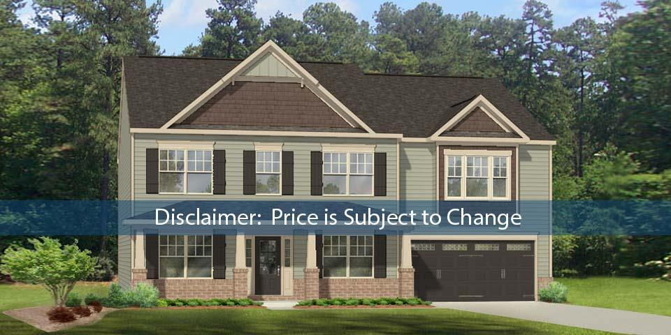 Exterior featured in the Lewisville By Windsor Homes in Greensboro-Winston-Salem-High Point, NC