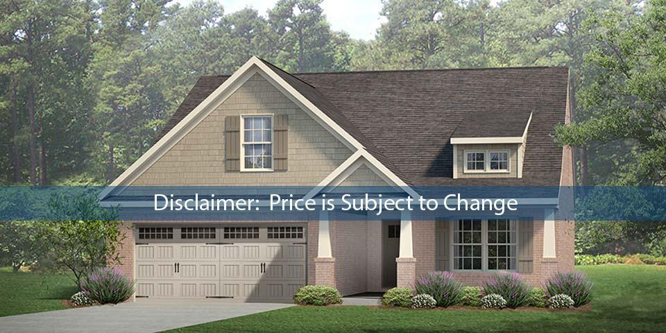 Exterior featured in the Pinehurst III By Windsor Homes in Jacksonville, NC