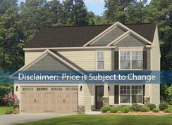 Stoddard II - Brunswick Crossing: Kernersville, North Carolina - Windsor Homes