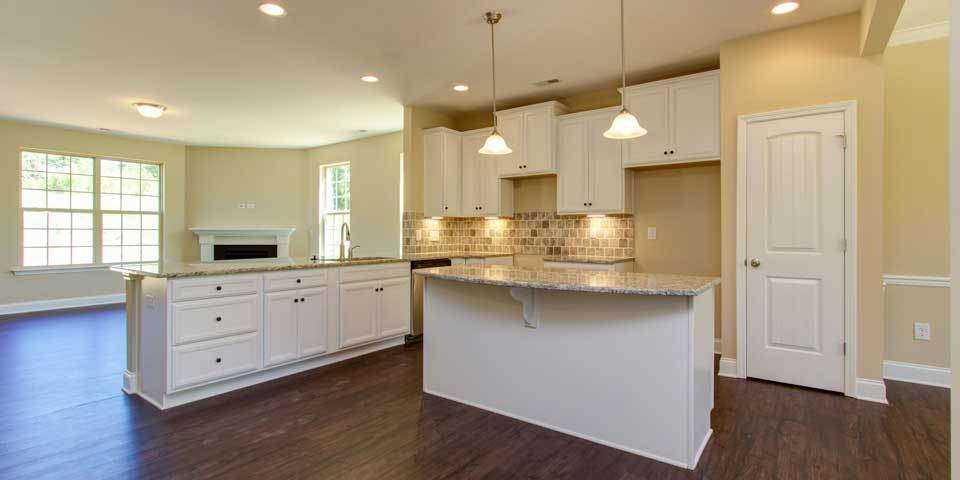 Kitchen featured in the Seagrove I By Windsor Homes in Greensboro-Winston-Salem-High Point, NC