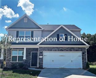 Bailey - Brunswick Crossing: Kernersville, North Carolina - Windsor Homes