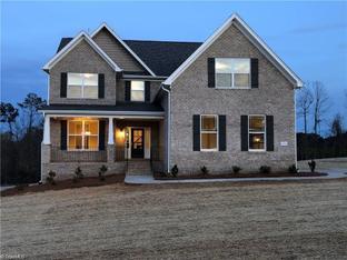 Montgomery - St James Ridge: Greensboro, North Carolina - Windsor Homes
