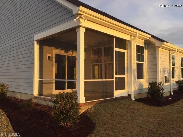 Exterior featured in the Pembroke III By Windsor Homes in Greensboro-Winston-Salem-High Point, NC