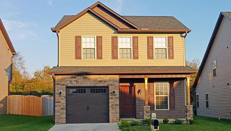 Sycamore Cottages in Fletcher, NC :: New Homes by Windsor