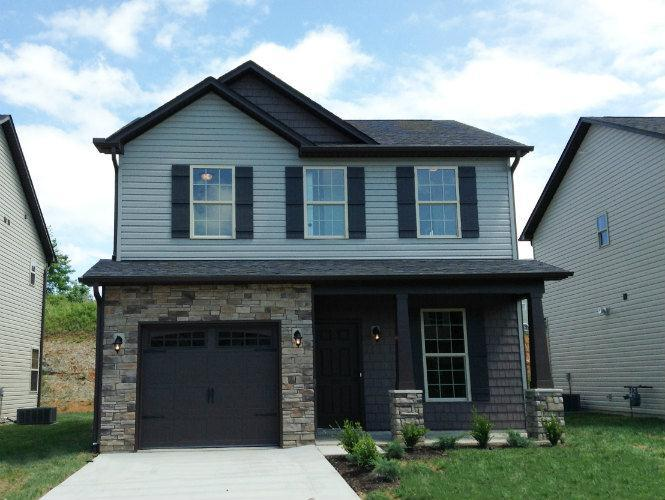 Exterior featured in the Beaumont By Windsor Built Homes in Asheville, NC