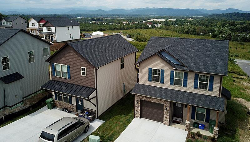 'Sycamore Cottages' by Windsor Built Homes in Asheville