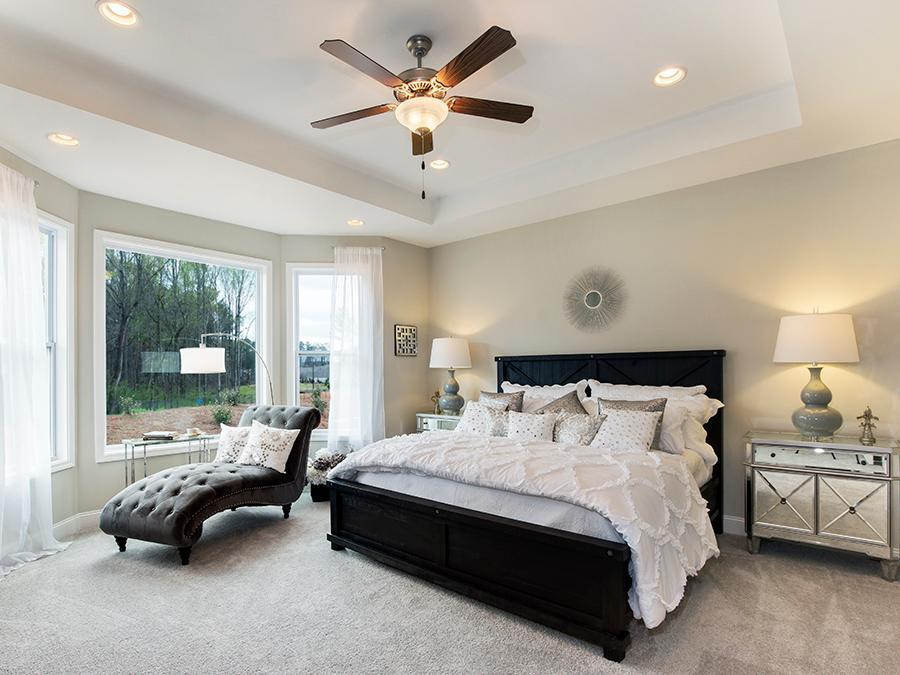 Bedroom featured in The Emerson By Windsong Properties in Atlanta, GA