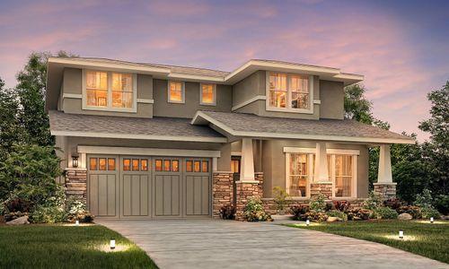 Fiore Estates By Windward Pacific Builders In Modesto California