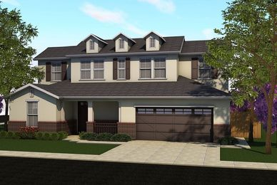 New Construction Homes Plans In Escalon Ca 247 Homes