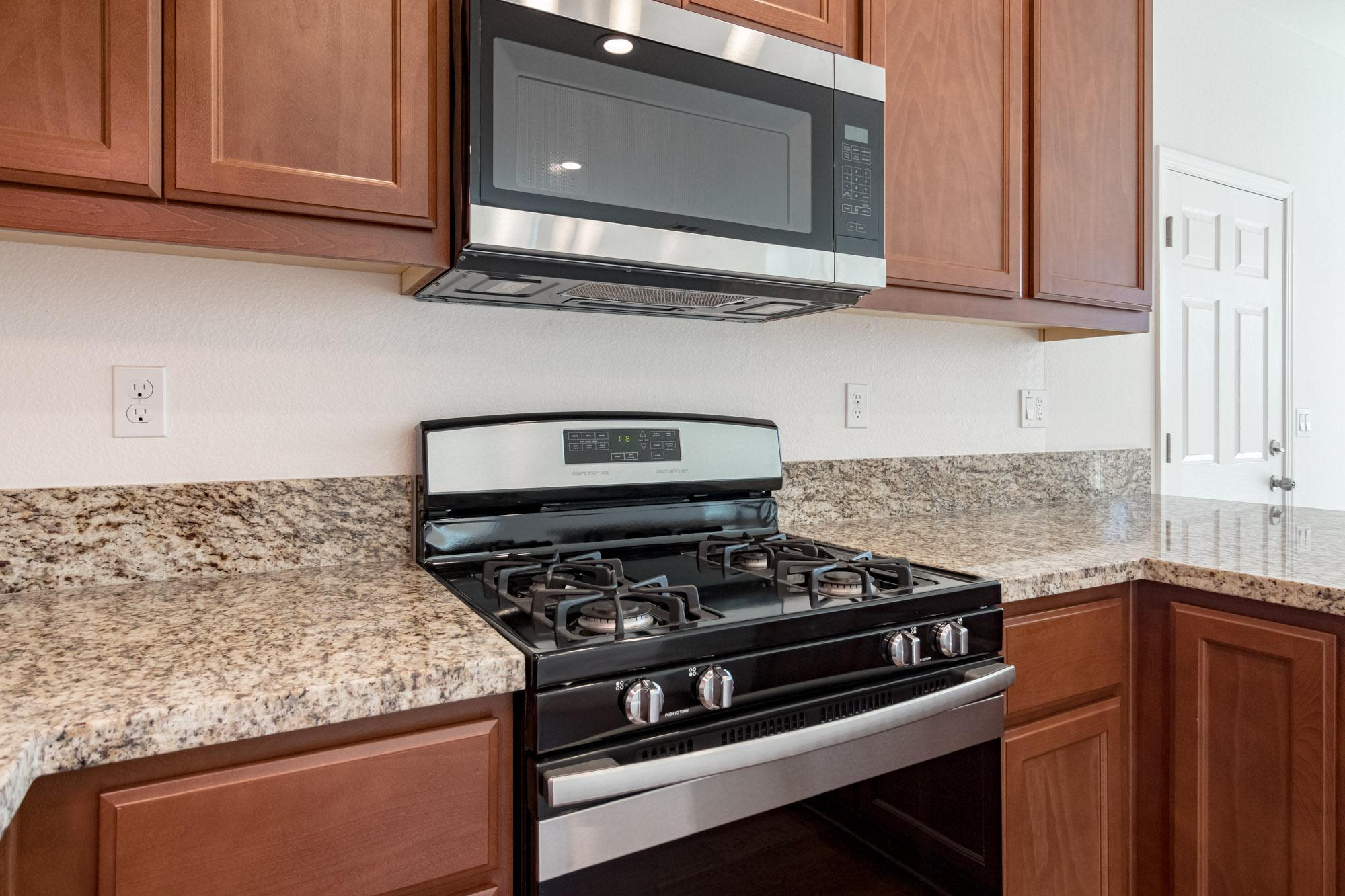 Kitchen featured in the Driftwood By Windward Pacific Builders in Merced, CA