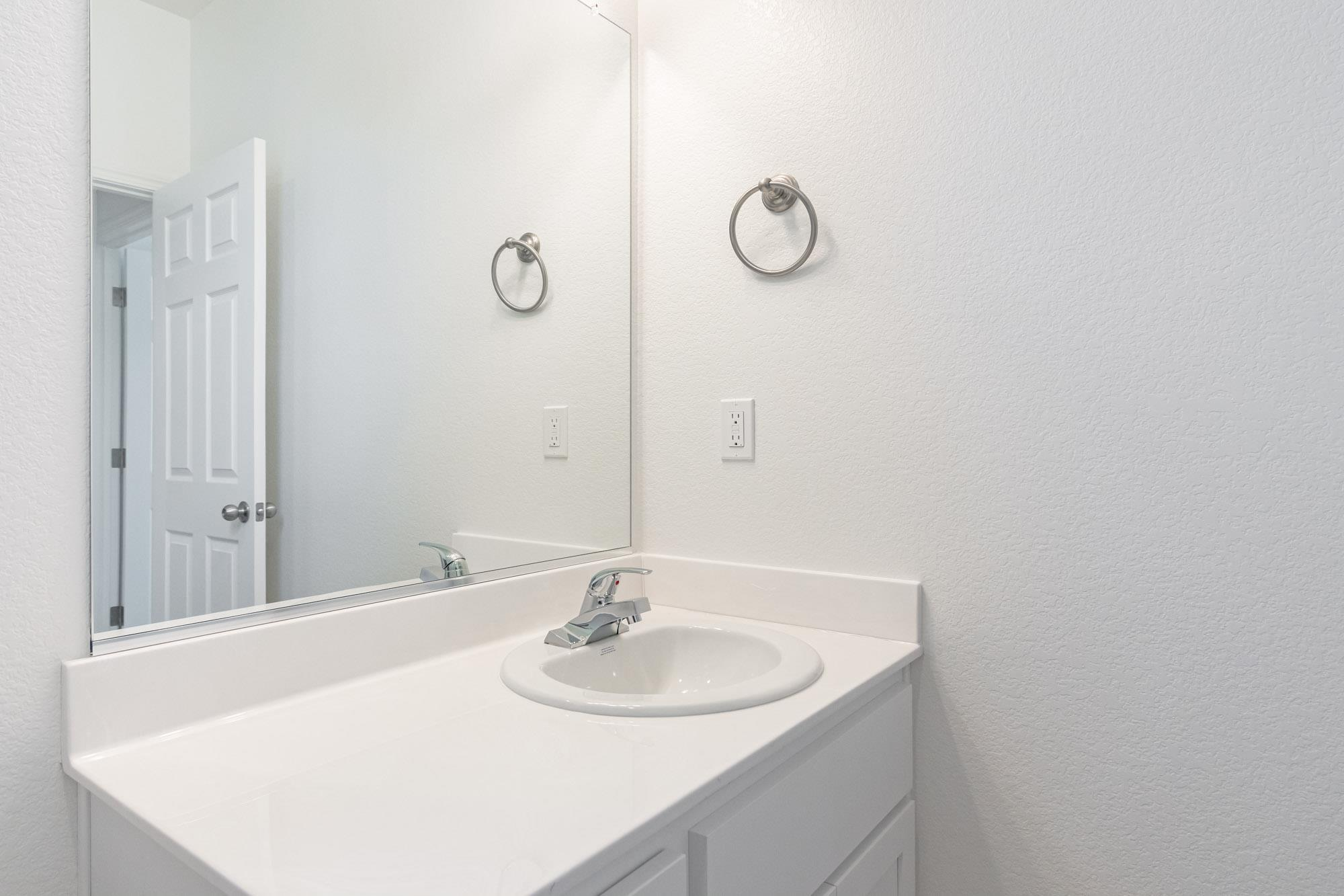 Bathroom featured in the Summerwood By Windward Pacific Builders in Merced, CA
