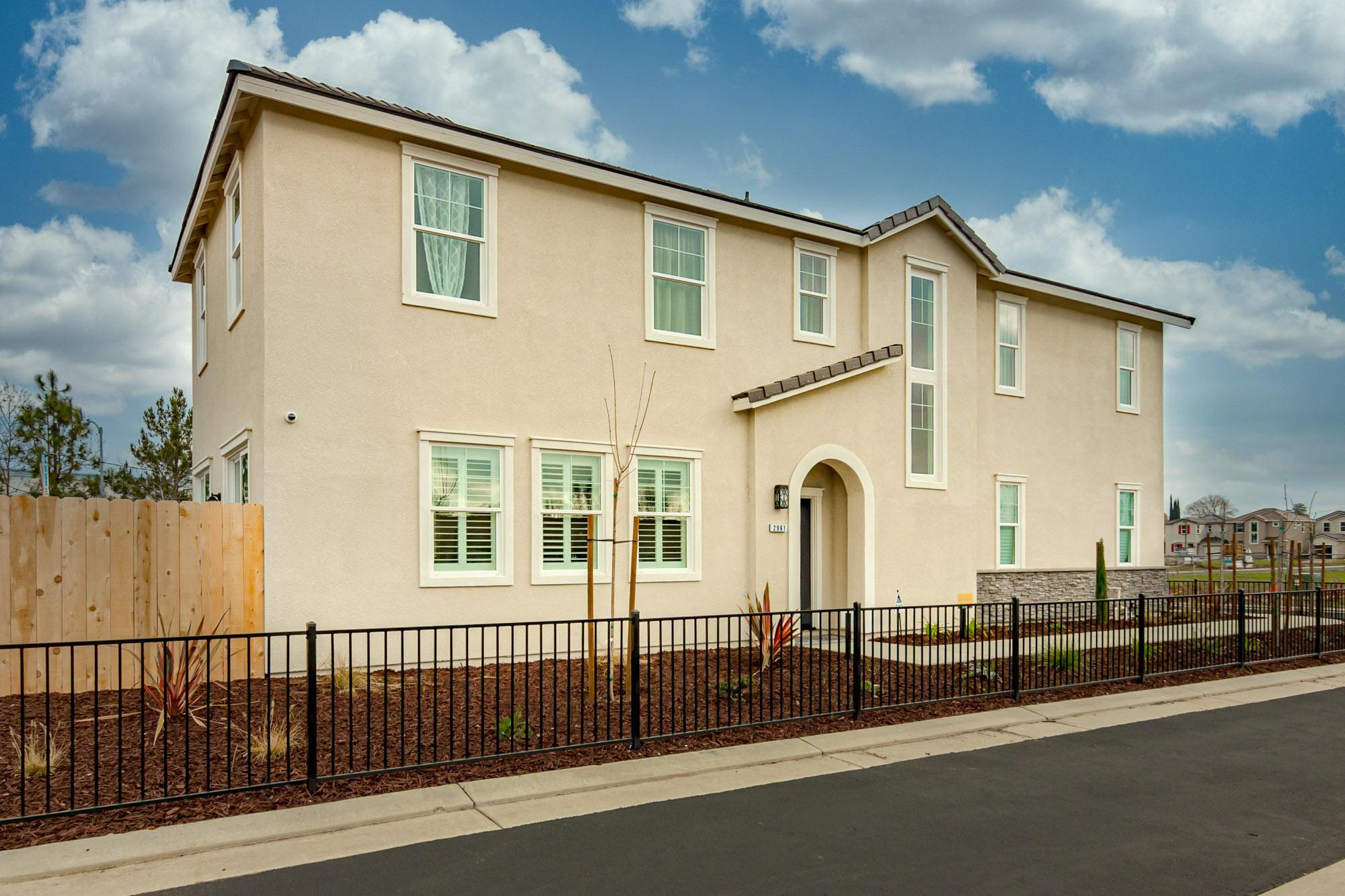 Exterior featured in the Rosewood By Windward Pacific Builders in Merced, CA