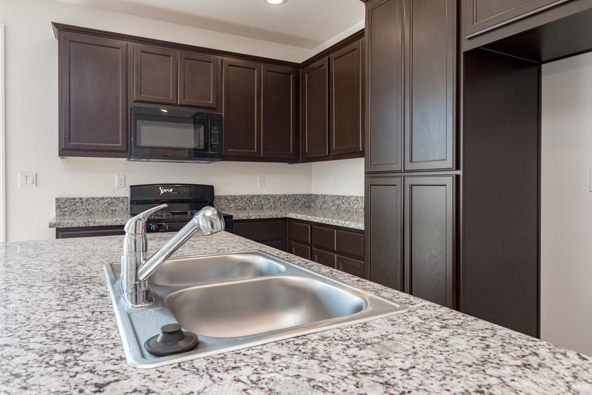 Kitchen featured in the Beechwood By Windward Pacific Builders in Merced, CA