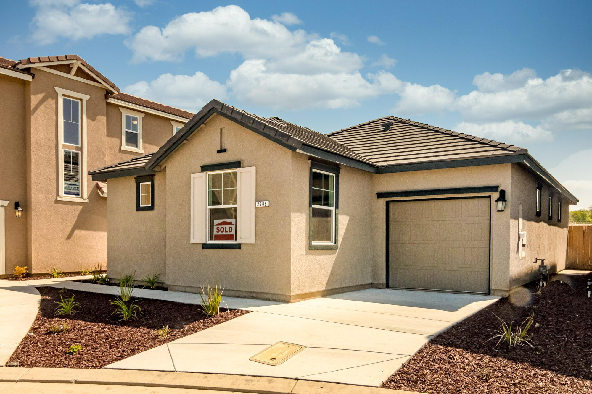 Exterior featured in the Beechwood By Windward Pacific Builders in Merced, CA
